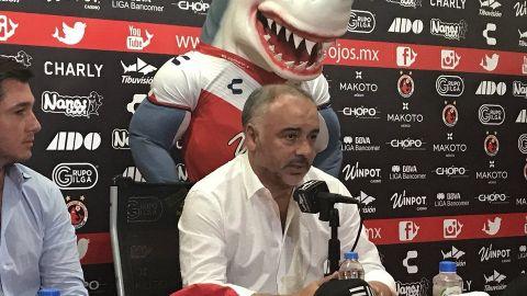 Memo Vázquez es nuevo DT de Veracruz