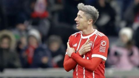Bayern Múnich vence sin problemas al Hannover