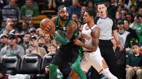 Irving anota 19 y Celtics vencen a Suns