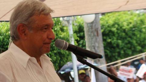 Amnistía a líderes de cárteles, plantea AMLO