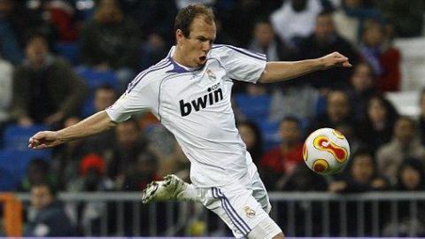No guardo buenos recuerdos de mi etapa en Real Madrid: Robben