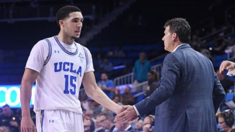 LaVar Ball saca a su hijo LiAngelo de UCLA