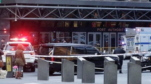 Autoridades informan de cuatro heridos por explosión en Nueva York