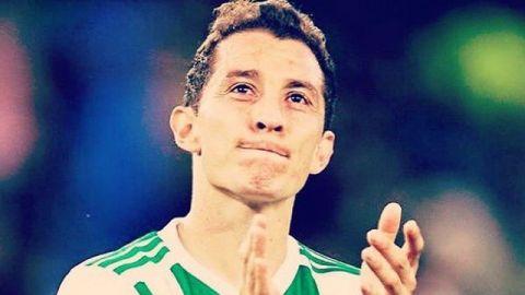 Si te caes diez veces, levántate once: Andrés Guardado