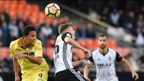El Valencia cae en casa ante el Villarreal