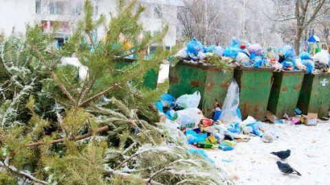 La otra cara de la Navidad deja residuos, contaminación y malgasto energético
