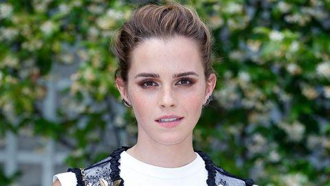 Emma Watson sorprende con su nuevo look