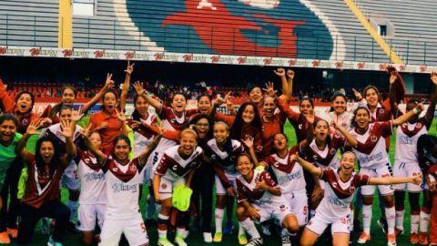 Veracruz gana por primera vez en la Liga MX Femenil