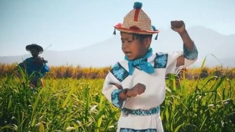 """Anuncia disco Yuawi, el niño de """"Movimiento Naranja"""""""