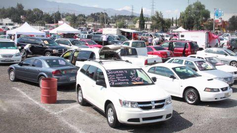 Los 10 autos que más se devalúan en México