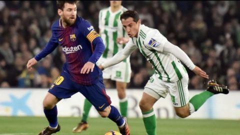 El Barcelona avasalla al Betis