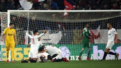 Sevilla elimina al Atleti de Copa del Rey y provoca segundo fracaso