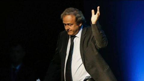 Platini apela su suspensión ante Tribunal de Estrasburgo
