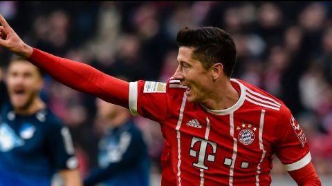 Bayern Múnich golea al Hoffenheim