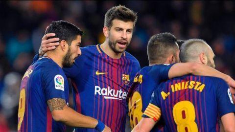 El Barça derrota al Valencia y toma ventaja en Copa