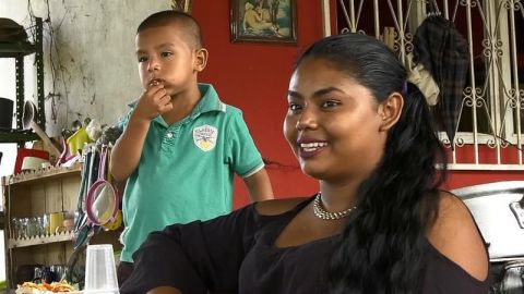 """Cinthya Pineda, un """"caso médico sobresaliente"""" de cáncer infantil en México"""