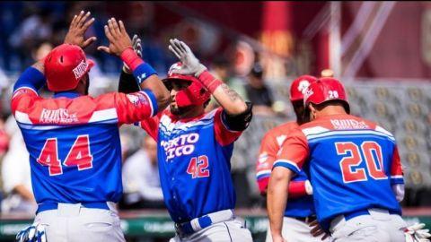 Puerto Rico vence a Venezuela y clasifica a semifinales