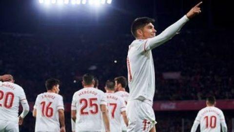 Sevilla jugará su novena final de Copa del Rey; Layún la primera