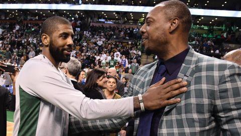 Celtics retira número de Pierce y se une a las leyendas