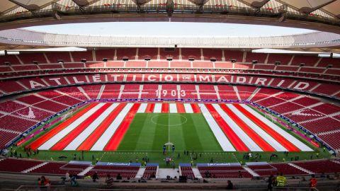 Final de la Copa del Rey se jugará en el Wanda Metropolitano
