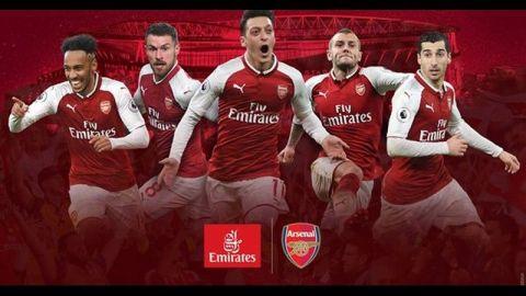 Arsenal amplía acuerdo de patrocinio con cifra récord