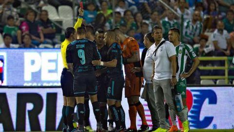 Disciplinaria acepta error arbitral y quita castigo a Javier Güemez