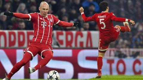 Robben estalla por suplencia y Hummels contra la prensa
