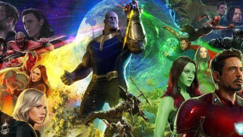 """""""Avengers: Infinity War"""" se estrenará en todo el mundo el 27 de abril"""