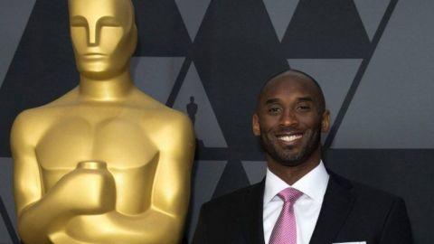 Kobe Bryant gana un Oscar