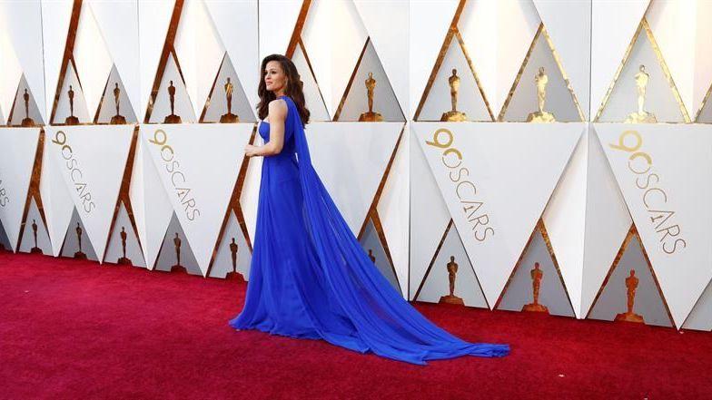 Fotos Las Mejor Vestidas De Los Oscar 2018
