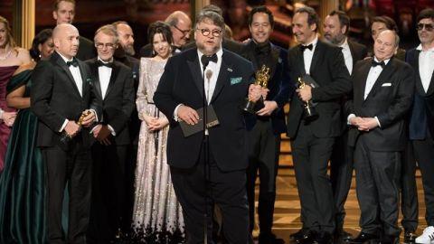 Listado de ganadores de la 90 edición de los Óscar 2018