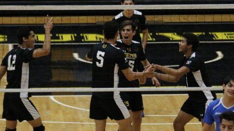 Zorros toman control del voleibol CONADEIP