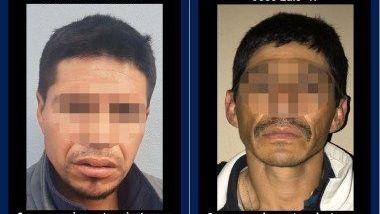 Policía Municipal detiene a dos homicidas en Tijuana