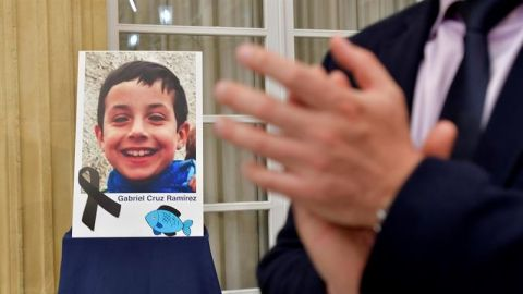 La autopsia de Gabriel  asesinado en España confirma que fue estrangulado