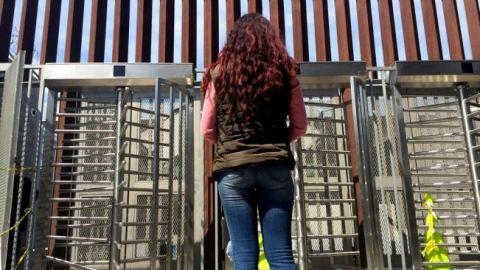 """""""Vine porque en Michoacán ninguna niña de mi edad puede vivir"""""""