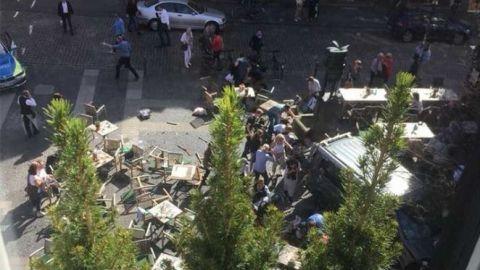 Policía confirma tres muertos y veinte heridos en el atropello de Münster