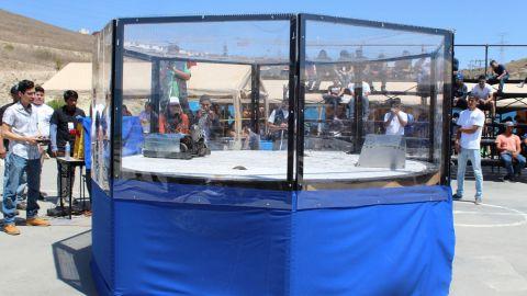 Reconocen a los ganadores del torneo nacional de robótica organizado por la UTT