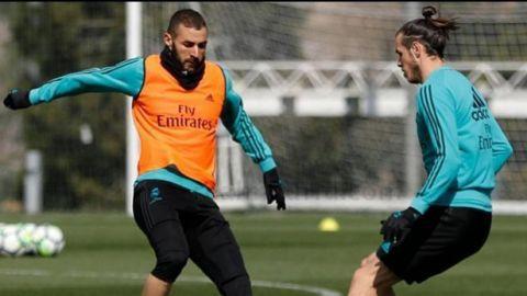 Ahora resulta que Bale y yo somos malos: Benzema