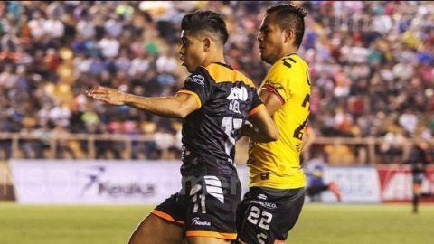 Leones Negros sacan el empate ante Alebrijes en ida de Semifinal