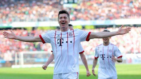 Bayern Munich afina la artillería antes de su cita con el Real Madrid