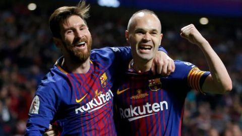 El Barça se adjudica la Copa del Rey goleando al Sevilla