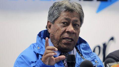 FIFA suspende dos años al entrenador hondureño Ramón Maradiaga