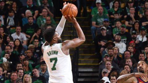 Celtics toman ventaja de 1-0 ante Cavaliers en final de Este