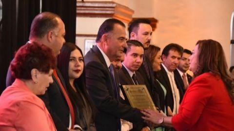 Conmemora XXII Ayuntamiento el 136 aniversario de la fundación de Ensenada
