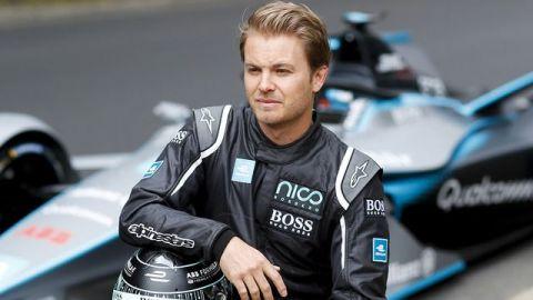 Nico Rosberg a bordo del Gen2 Fórmula E