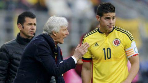 Pekerman inicia preparación de Colombia rumbo a Rusia 2018