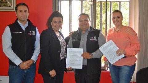 Firma Riviera de Ensenada convenio de colaboración con la UNID