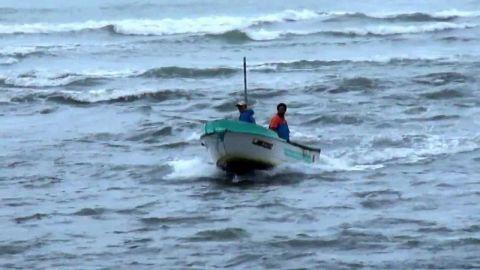 Sanos y salvos pescadores extraviados en Bahía de Los Ángeles