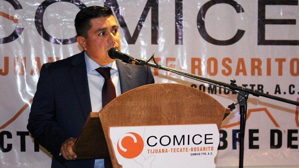 Resultado de imagen para Compañías Mexicanas de la Industria de la Construcción en Tijuana, Tecate y Playas de Rosarito (COMICE TTR), Luis Carlos Soto Moreno,