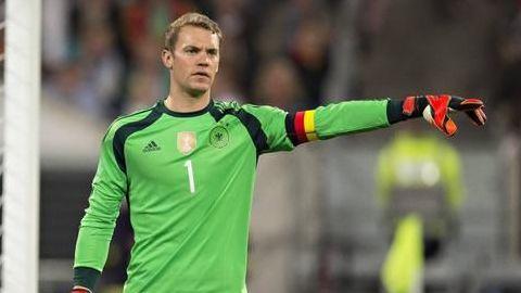 Neuer volverá ante Austria y apunta a la titularidad en el Mundial de Rusia